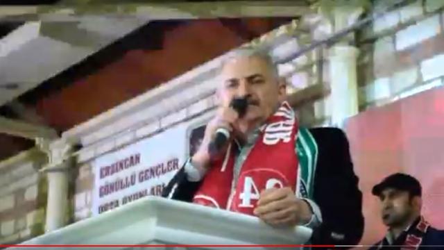 Erzincan Feshane'de İstanbul'a tanıtıldı