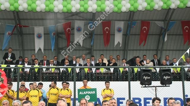 11. Refahiye Futbol Turnuvası başladı