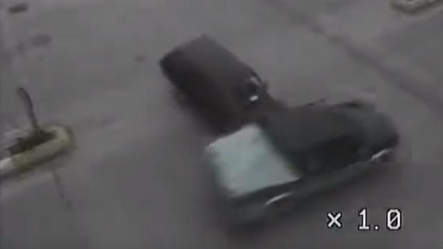 Kazalar MOBESE kameralarına takıldı